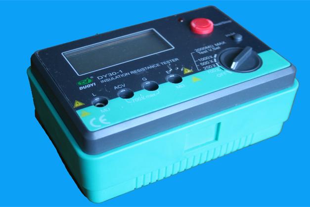 319629数字绝缘电阻测试仪