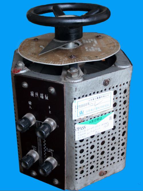 258669调压变压器